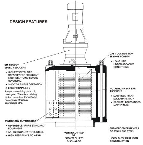 data drawing for Model 16B